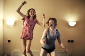 Zabou Breitman filme la touchante amitié entre une SDF et une ado de 13 ans !