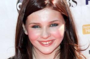 Abigail Breslin : La fillette de Little Miss Sunshine est devenue... gothique !