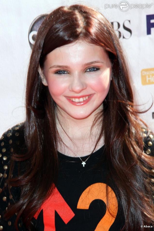 Abigail Breslin en 2010