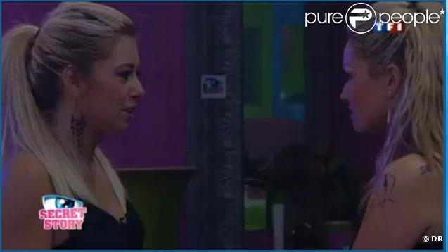 Stéphanie avoue à Shine qu'elle ne peut plus saquer Senna... Amélie y serait-elle pour quelque chose ?