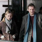 Liam Neeson, le coeur pris entre Diane Kruger et January Jones à l'écran !