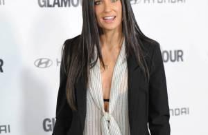 Demi Moore, décolleté indécent, et Sasha Alexander très enceinte au rendez-vous!