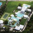 Céline Dion et René Angélil : leur propriété de Jupiter Island en Floride