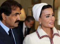 La Première dame du Qatar fait encore chavirer le Prince Charles !