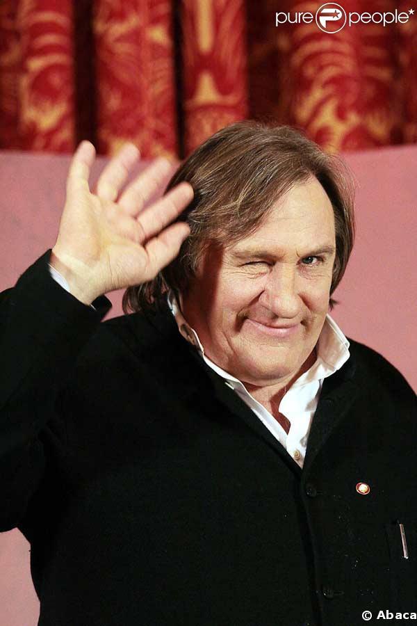 Astérix aux Jeux Olympiques : un seul gagnant, Gérard Depardieu