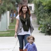 Alyson Hannigan : Sa petite Satyana surprise par... Nicole Scherzinger !