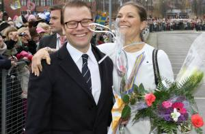 Victoria et Daniel de Suède, acclamés, ont suivi un cours très particulier !