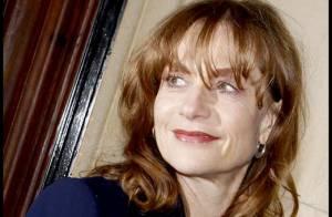 Isabelle Huppert : Pour son prochain film, elle accepte de se faire capturer !