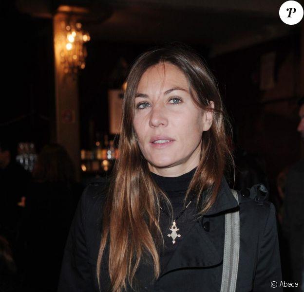 L'actrice Mathilde Seigner assiste au spectacle Dora l'exploratrice qui  se joue au Casino de Paris  jusqu'à la fin de l'année.
