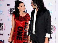 MTV EMA : Première sortie du couple Brand et une Eva Longoria très court vêtue !