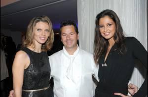 Malika Ménard et Sylvie Tellier : Duo de charme face à la sexy Mathilda May !