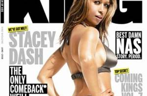 PHOTOS : l'actrice Stacey Dash toujours super sexy à 42 ans !