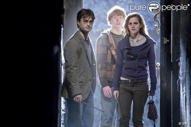 Harry Potter et les Reliques de la mort - Partie I
