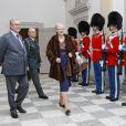 La princesse Mary de Danemark, mardi 8 novembre, assistait au palais de Christiansborg à un récital en l'honneur du bicentenaire de la naissance de Chopin.