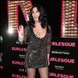 Cher assiste à l'avant-première du film  Burlesque , dans lequel elle joue, lundi 15 novembre à Los Angeles.