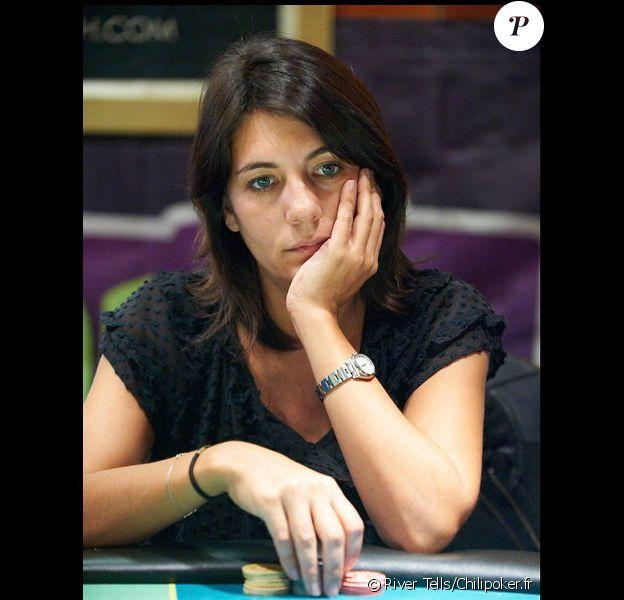 Estelle Denis lors du 2e tournoi des Sultanes le 19 novembre 2010