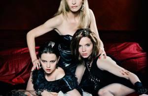 Nous sommes la nuit : Quand trois vampires sexy vous pompent le sang !