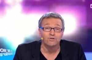 Une émission de Laurent Ruquier supprimée, Nagui en sursis ?
