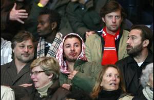 PHOTOS : Michaël Youn a perdu son sens de l'humour hier soir au Parc des Princes...