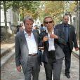 Bernard Kouchner et Christine Ockrent