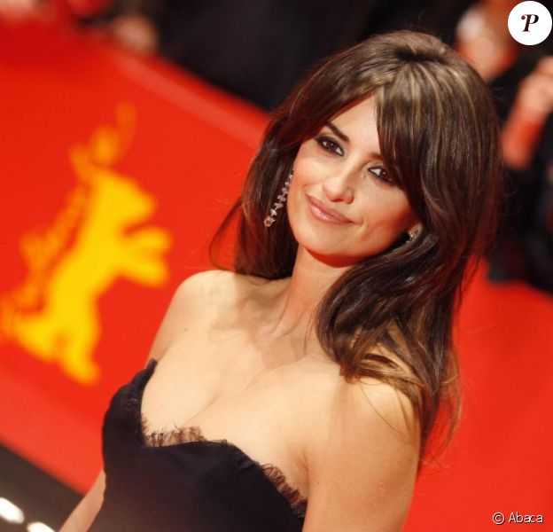 Penélope Cruz et son brushing volumineux, on aime !