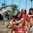 Kelly Rowland joue à nouveau de ses charmes aguicheurs pour le clip de  Forever and a day , nouvel extrait - élaboré avec David Guetta - de son troisième album attendu début 2011.