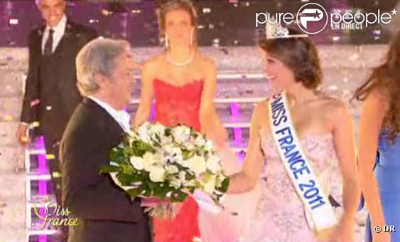 19-year-old Laury stands 1.79 m. and will represent France in Miss Universe®