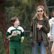 Harrison Ford et Calista Flockhart : Avec Liam, 9 ans, petites joies en famille!