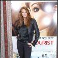 Angie Everhart lors de l'avant-première du film The Tourist à New York le 6 décembre 2010