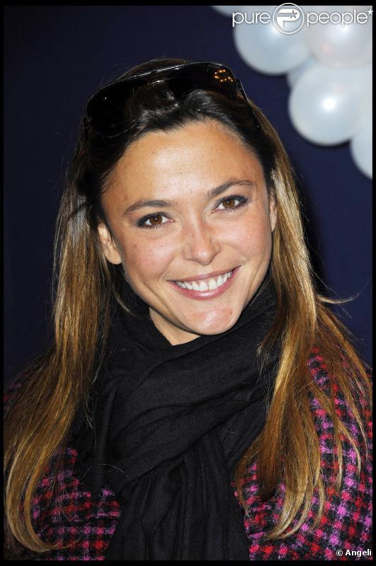 Sandrine Quétier animera  Dancing with the stars  sur TF1, aux côtés de Vincent Cerutti.