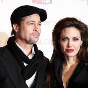 Angelina Jolie d'une beauté époustouflante au côté de Brad Pitt et Johnny Depp !