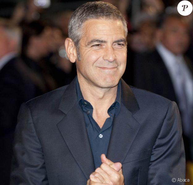 George Clooney bientôt en tournage de Gravity.