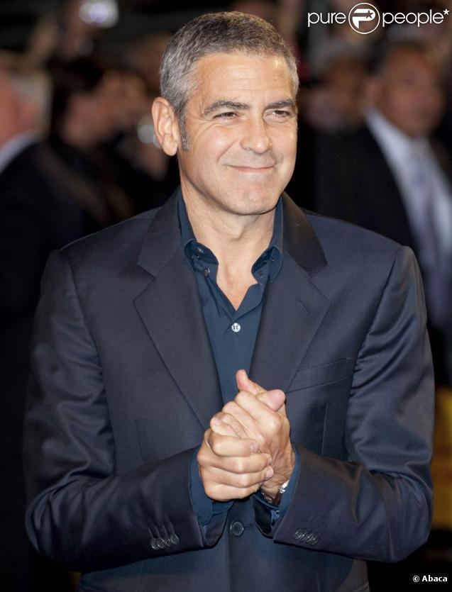 George Clooney bientôt en tournage de  Gravity .