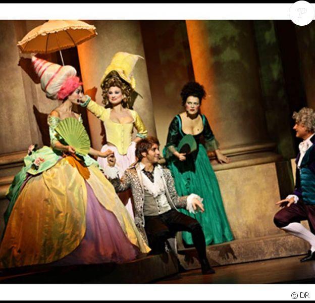 Le 21 décembre 2010, un dispositif technique hollywoodien accompagne la représentation de Mozart, l'opéra rock au Palais des Sports de Paris, afin d'en faire une captation en 3D pour les salles du monde entier !