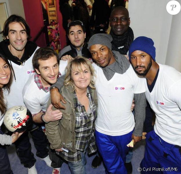 Toutes les stars réunies pour rénover l'hôpital Debré avec l'association Cé ke du bonheur !