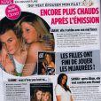 Le magazine  Closer  en kiosques vendredi 24 décembre publie une photo de Sarah ( Qui veut épouser mon fils ? ) avec son vrai fiancé.