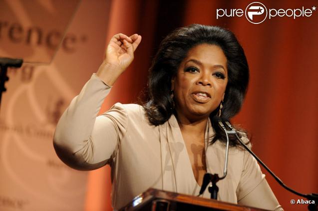 Oprah Winfrey, numéro 1 des classements des personnalités les plus puissantes et qui ont gagné le plus d'argent en 2010
