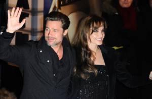 Brad Pitt et Angelina Jolie : Découvrez-les avec leurs amis en Namibie !