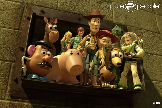 Le film Toy Story 3