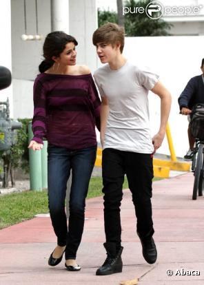 Selena Gomez And Justin Bieber. Justin Bieber Et Selena Gomez