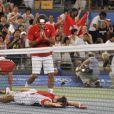 Après quelques mois de mariage et la venue au monde d'un bébé, le tennisman suisse Stanislas Wawrinka a décidé que sa carrière était prioritaire, et a quitté son épouse et leur fillette...