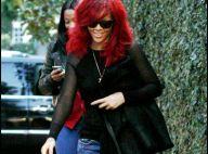 Quand Rihanna tente de passer incognito...