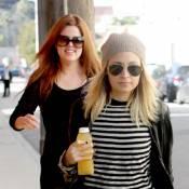 Nicole Richie et Khloe Kardashian: Un duo de choc pour une séance très physique!