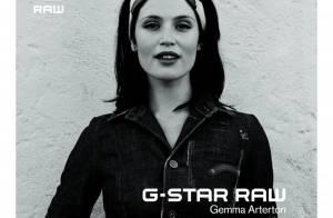 Gemma Arterton : L'étoile montante du ciné débarque sur la scène mode...