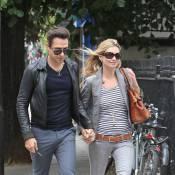 Kate Moss a célébré son 37e anniversaire à Paris et en amoureux...