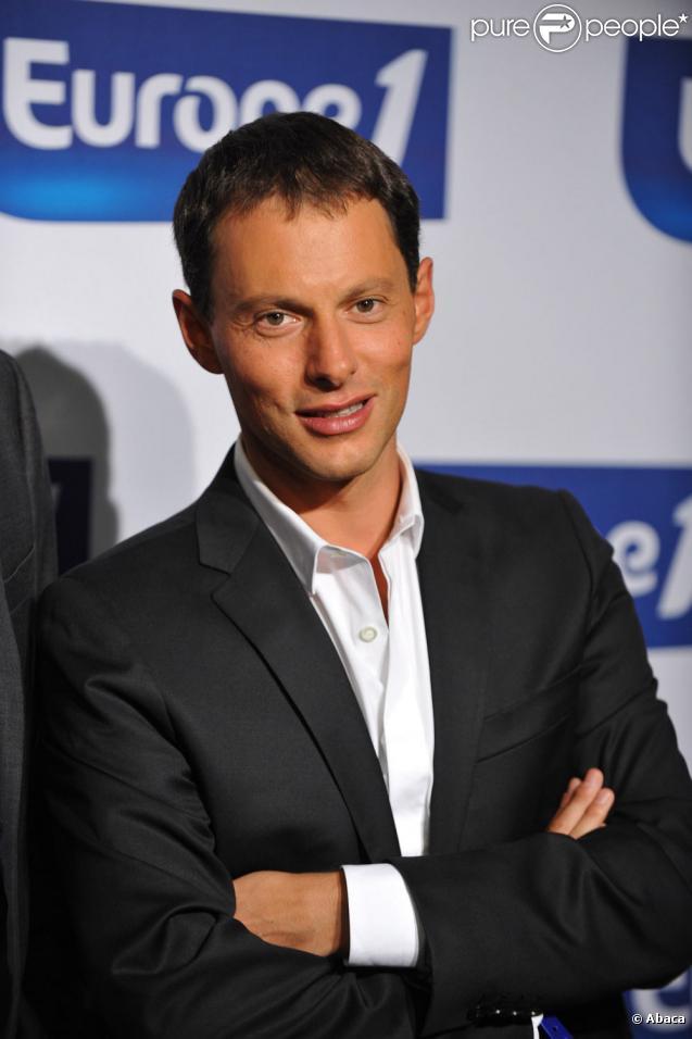 Marc-Olivier Fogiel : son absence a pesé sur les audiences d'Europe 1