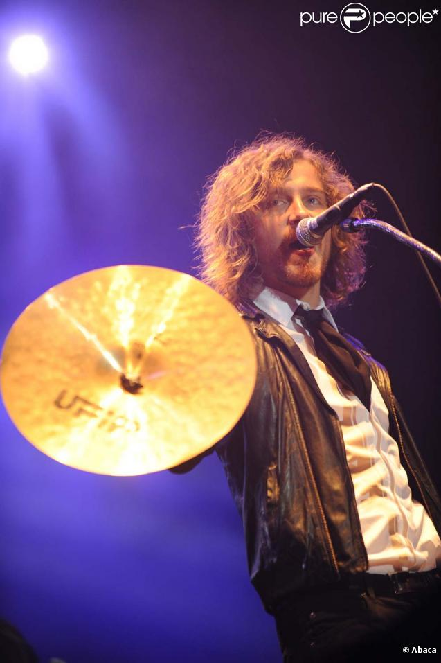 Julien Doré, septembre 2009