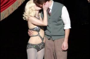Robert Pattinson et Reese Witherspoon... des baisers sensuels !
