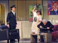 Josiane Balasko, déchaînée en femme de ménage, aux côtés de son mari !