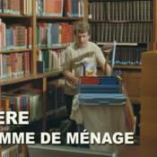 Découvrez François Cluzet en femme de ménage !